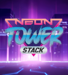 Neon Tower Stack